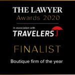 The Lawyer Award 2020 - Finalist - Boutique firm of the year: CM Murray