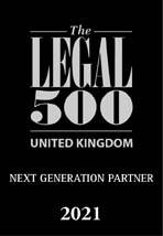 Legal 500 2021 Next Generation Partner: Zulon Begum